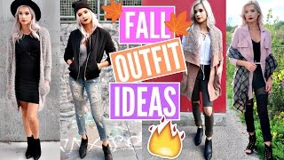 AFFORDABLE FALL OUTFIT IDEAS! New Trends Lookbook 2016 Ft. Fashion Nova