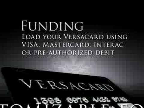 VersaCard™: A Revolution in B2B Ordering & Paying