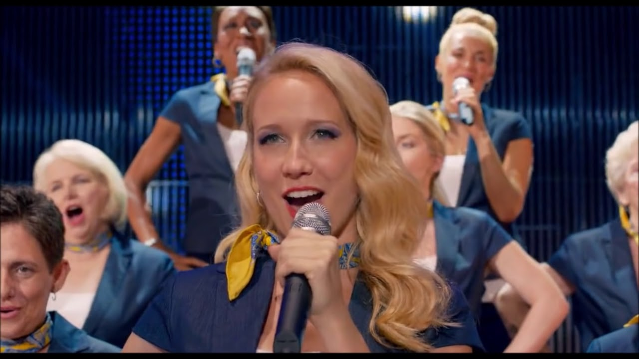 Pitch perfect 2 final scene youtube - Pitch perfect swimming pool scene ...