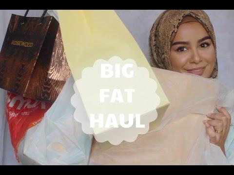 BIG FAT HAUL | Zara, TK Maxx, Arabian Oud, Superdrug, Inglot, Jo Malone