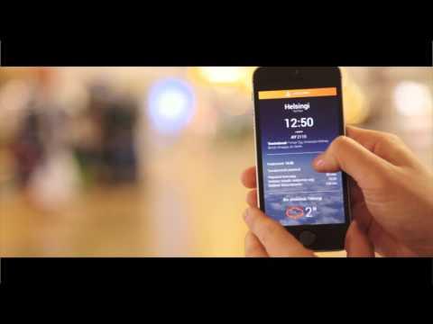 Tallinna Lennujaama mobiiliäpp - Tallinn Airport mobile app