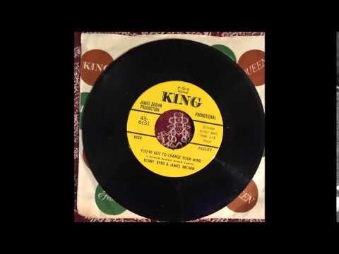 Bobby Byrd (and James Brown) - I