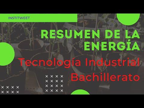 resumen-de-la-energía-para-tecnología-industrial-bachillerato