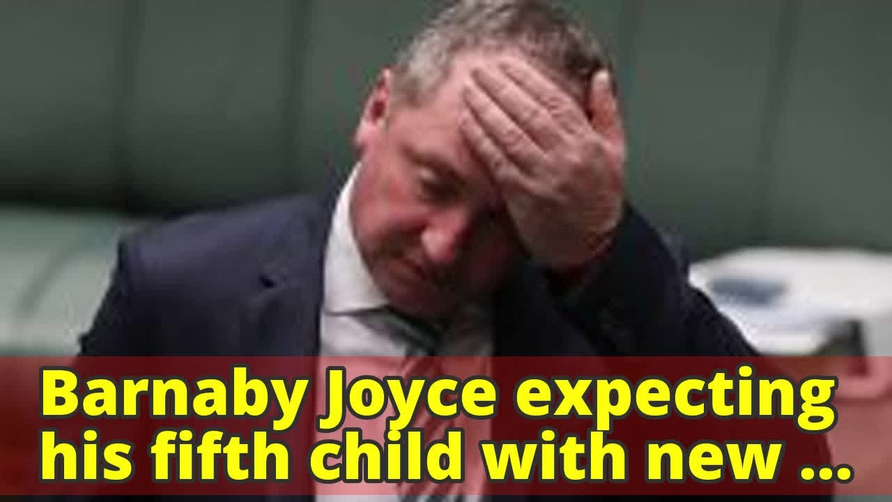 Barnaby Joyce expecting his fifth child with new partner #1