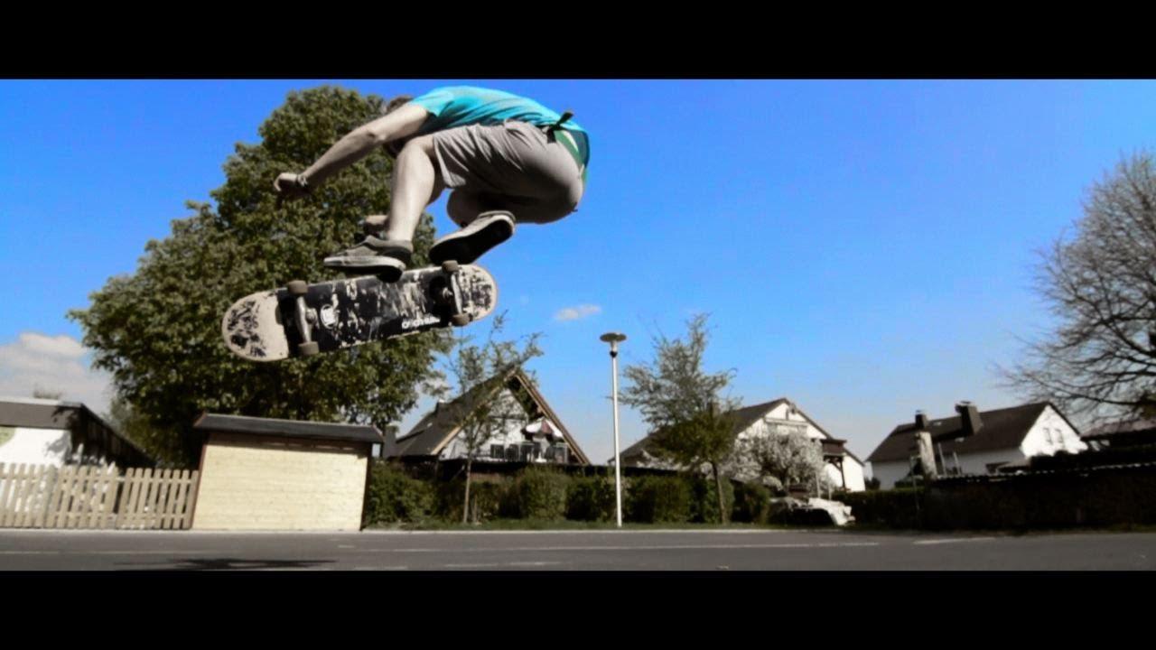SKATE OR DIE | just a little skateboard video