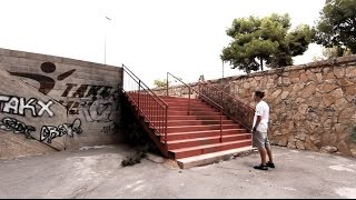 How To Go Up Stairs. | Oscar Sanchez