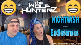 NIGHTWISH - Endlessness (Official Lyric Video) The Wolf HunterZ Reactions
