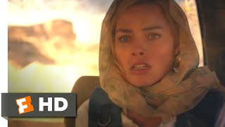 Whiskey Tango Foxtrot (2016) - Right Place, Wrong Strike Scene (7/10) | Movieclips