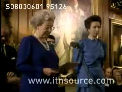 Princess Anne's 50th Birthday