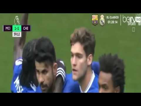 Download All Goals & highlights - Manchester City 1-3 Chelsea 03.12.2016