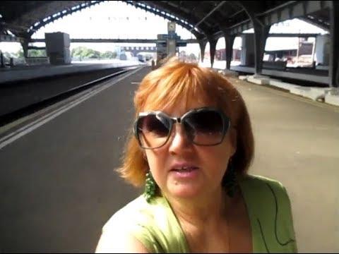 Кёниг-60. Музей Железнодорожной Техники/РЖД-4. Южный вокзал Калининграда