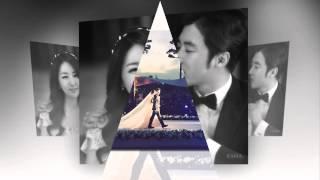 AHN JAE WOOK,CHOI HYUN JOO Wedding 2015