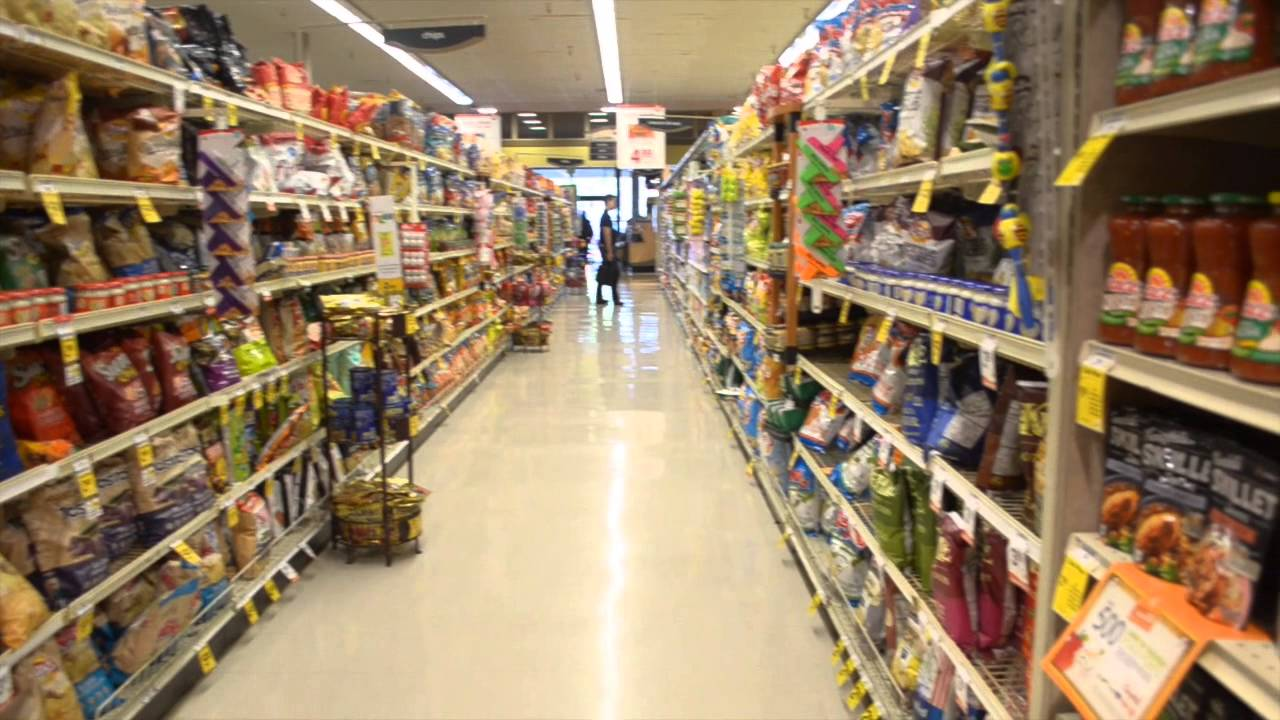 Aparador Fortuna Branco ~ Supermercados nos Estados Unidos YouTube