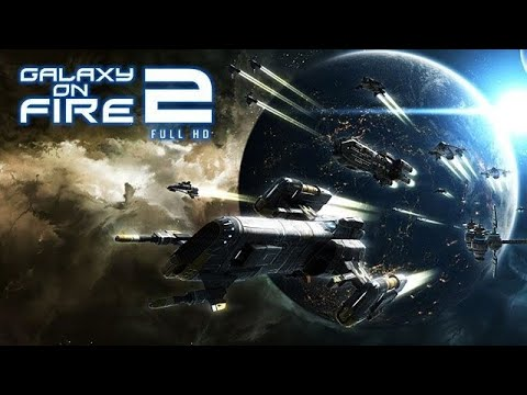 Galaxy On Fire 2 HD Gameplay | Android Offline Games
