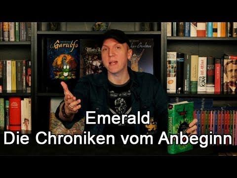 Emerald: Die Chroniken Vom Anbeginn - John Stephens (Video-Rezension)
