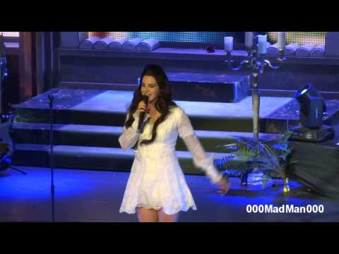 Lana Del Rey - American - HD Live at Olympia, Paris (27 April 2013)
