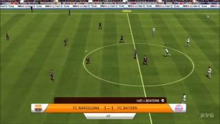 FIFA 14 - FC Barcelona vs Bayern Munchen Gameplay [HD]