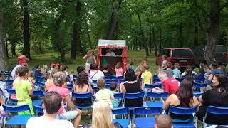 Чехия Колин - суббота, на острове детские развлечения