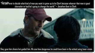 #ReleaseTheSnyderCut Man of Steel Jonathan Kent (Deeper dive)