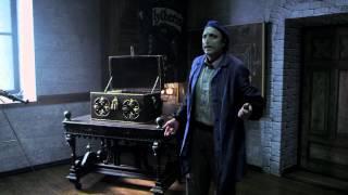 Супергерои. Гарри Поттер и Дары Труда.