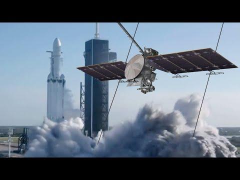 SpaceX Falcon Heavy rocket will launch NASA's Europa Clipper to Jupiter