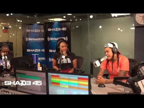 Dj Kayslay Interviews Young MA on Shade45
