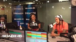 Dj Kayslay Interviews Young MA on Shade45