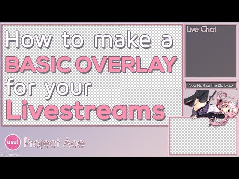 Absolute Beginners Guide To Twitch Overlays