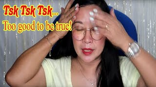 SCAMMED AGAIN! 76K ANG DALI LANG! | BEWARE OF FAKE DIAMONDS
