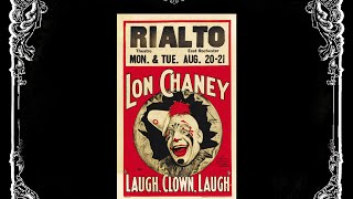 Silent Film Saturday #77: Laugh, Clown, Laugh