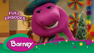 Barney and Friends | Full Episodes | Fiesta