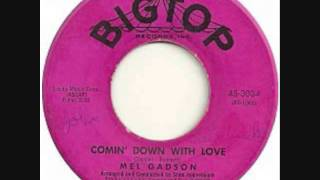 MEL GADSON   Comin