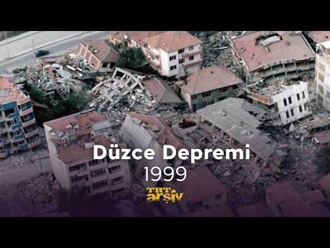 Almanak-1999 Düzce Depremi