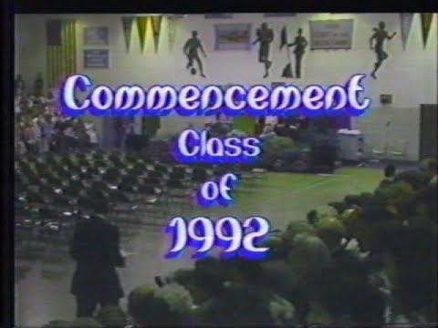 1992 Kenston High School Graduation