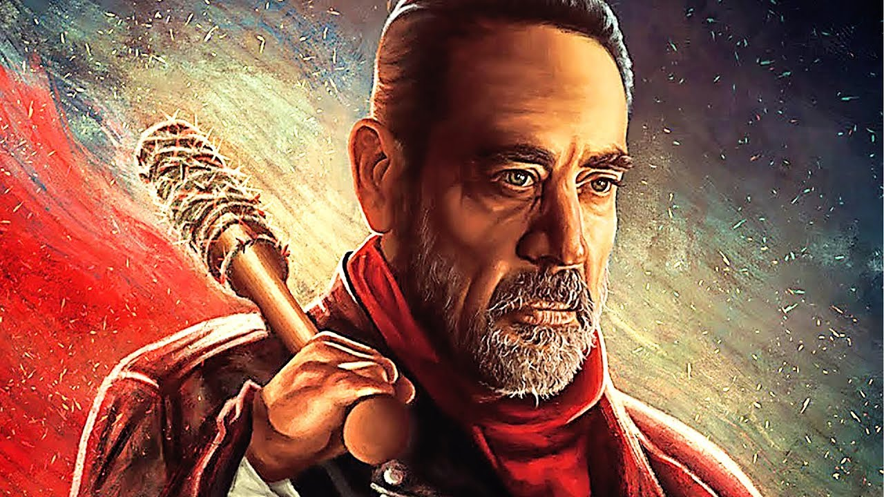 tekken 7 negan the walking dead bande annonce 2018 ps4 xbox