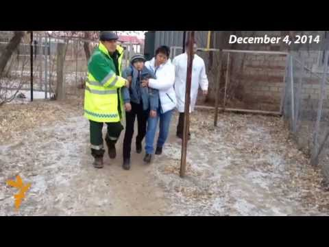 New Cases Of Mystery Symptoms, And No Relocation Help, For Kazakh Villagers