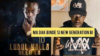 "Cool 10 "" Ma dakk bind si new génération bi  "" album LYNL"