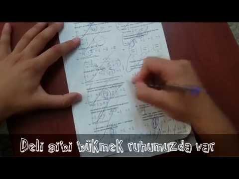 Şarkıları Sınav Mağdurları Yazsaydı #1