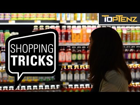 Top 10 Grocery Store Tricks to Get You to Buy More