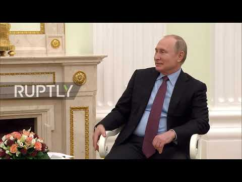 Russia: Putin and Lukashenko discuss trade, bilateral ties in Moscow