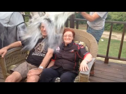 Ice Bucket Challenge  Peter Mayhew Chewbacca