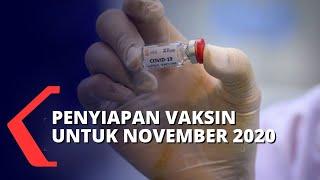 Vaksinasi Covid-19 Dimulai November 2020, Siapa Jadi Prioritas?