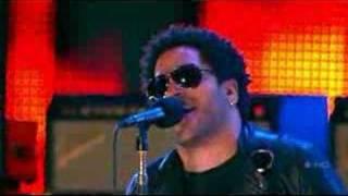 Lenny Kravitz American Woman Live
