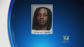 Suspect Arrested In Deadly Miami Gardens Shooting