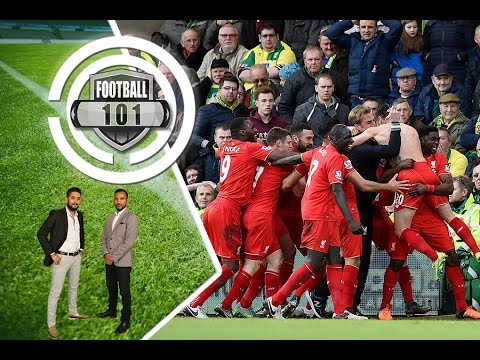 9 Goal Thriller In The between Liverpool & Norwich! Tottenham's title chances?