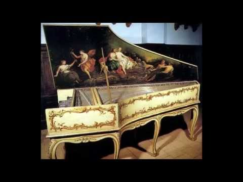 Jean-Philippe Rameau Harpsichord Works, Christophe Rousset 1/2