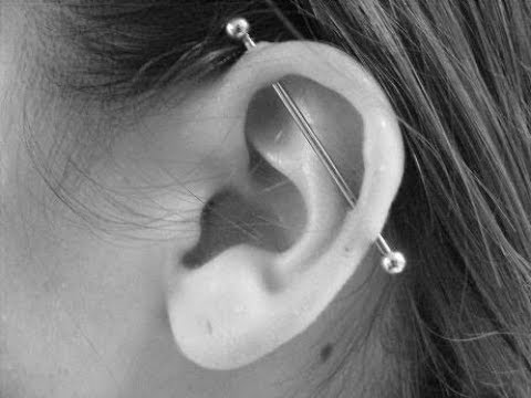 VERY IMPORTANT!! INDUSTRIAL PIERCING INFECTION CARE