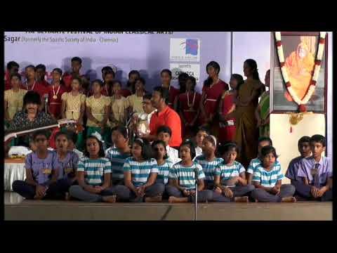 Rajesh Vaidya - Veena l Grand Inaugural Concert l Bharat Sangeet Utsav 2017, Coimbatore