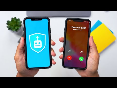 Spam Call Blocker For IPhone! (RoboKiller)