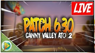 🔴 FORTNITE: SAVE THE WORLD-CONFERRING THE 6.31 PATCH AND NEW MISSIONS OF CANNY VALLEY ACT 2 (LIVE)